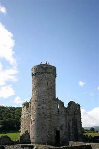 Inside, Castle, Tower, Photo, Picture, Image, Conwy, Castle