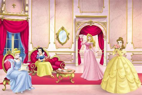 fathead princess wall decor disney princess ballroom 8 foot wall mural
