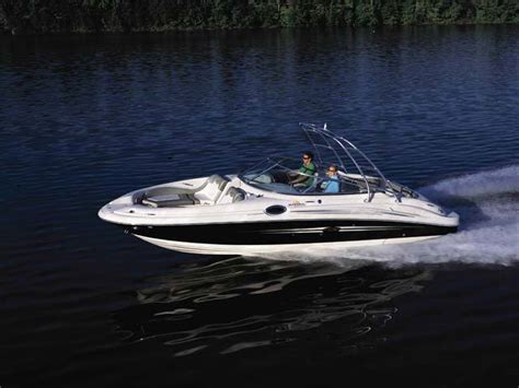research sea ray boats  sundeck bowrider boat  iboatscom
