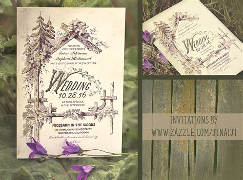 Barn Wedding Invitations : Rustic Barn Wedding Invitations