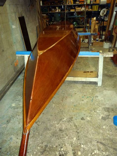 Boat Building Epoxy Plywood by Stratification Of The Woodenboat Epoxy Fiberglass And