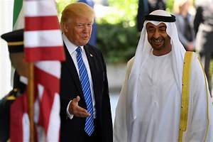 Trump wants to create an 'Arab NATO' in the Middle East