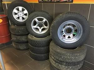 Fournisseur Pneu Occasion Pour Professionnel : jantes et pneus pour toutes marques et mod les de 4x4 jeep nissan toyota mitsubishi suzuki ~ Maxctalentgroup.com Avis de Voitures
