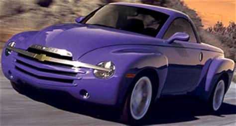 chevy ssr performance parts  accessories