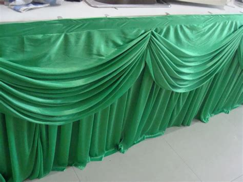 table cloth skirting design online buy wholesale stage skirting from china stage