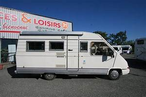 Vente Camping Car : hymer 510 occasion de 1996 renault camping car en vente roques sur garonne haute garonne 31 ~ Medecine-chirurgie-esthetiques.com Avis de Voitures