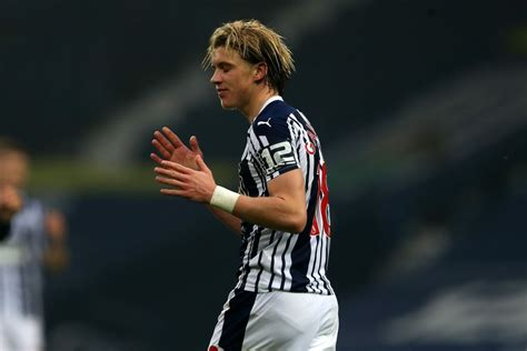 West Brom loanee Conor Gallagher catching the eye of clubs ...