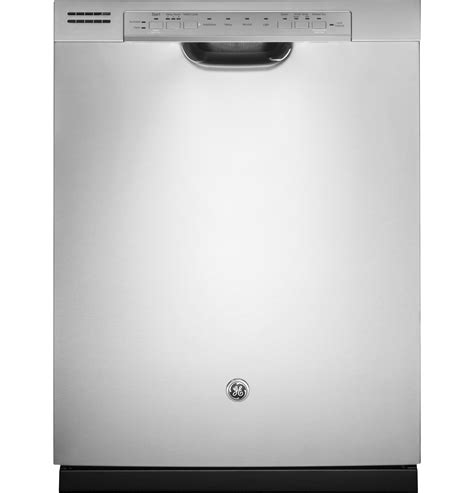 Ge® Stainless Steel Interior Dishwasher With Front