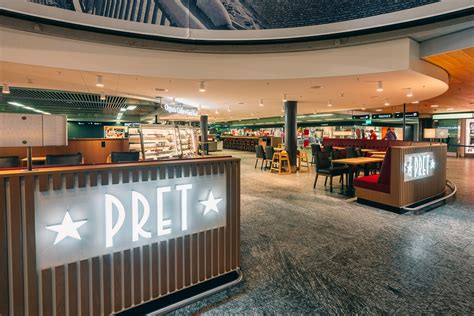 Pret A Manger Partners with Moto   Retail & Leisure ...