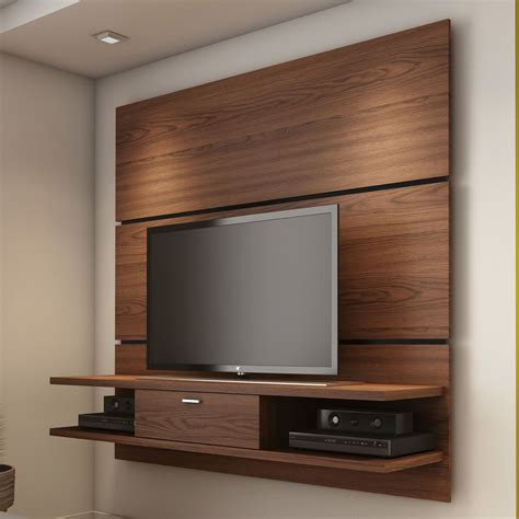 Tv In Small Bedroom Design Ideas by Small Bedroom Tv Unit Wooden Wall Mounted Tv Stand For