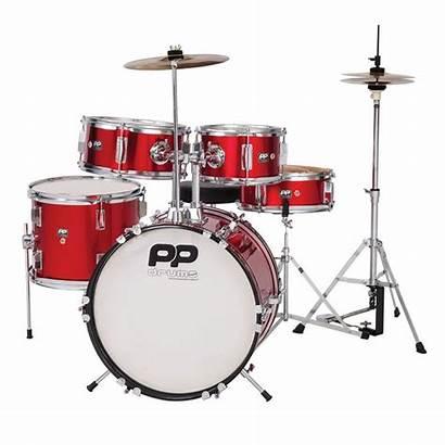 Drum Kit Drums Piece Pp Junior Kits