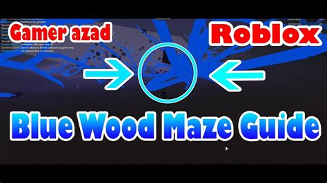 blue wood maze road guide mapnovember lumber tycoon