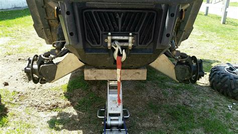 tapatalk again alignment issue jacked pff loosened rods tie ok wheels both