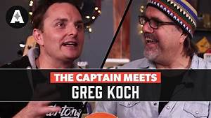 The Captain Mee... Greg Koch Quotes