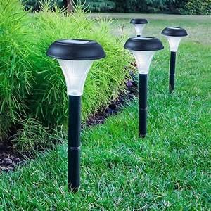 5, Best, Solar, Led, Garden, U0026, Landscape, Lights