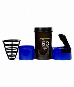 My 60 Minutes Gym Shaker