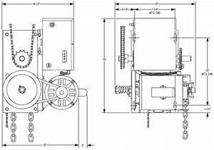 Power Master Overhead Door Operator H Model