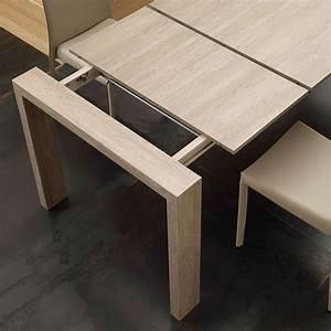 Table Extensible But : table extensible jesi en mdf de design moderne ~ Teatrodelosmanantiales.com Idées de Décoration