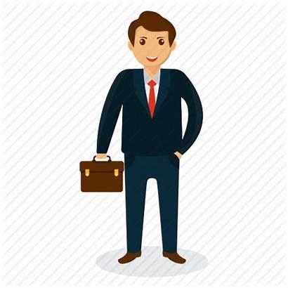 Cartoon Businessman Transparent Clipart Ywd