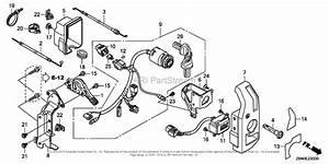 Honda Engines Gx630 Qkw1 Engine  Jpn  Vin  Gcbbk