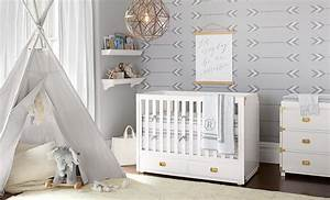 5 Tips For Styling a Bright and Neutral Nursery - Pottery Barn