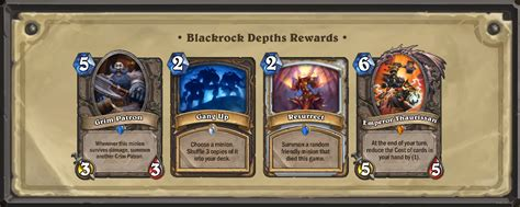 Baron Geddon Deck List by Blackrock Mountain Guides Blizzpro S Hearthstone