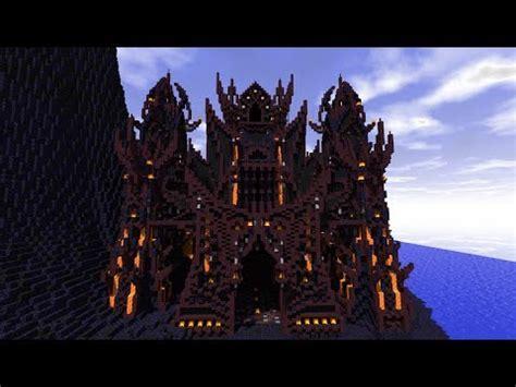 minecraft mortrand evil fortress youtube