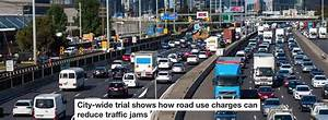City-wide trial shows how road use charges can reduce ...