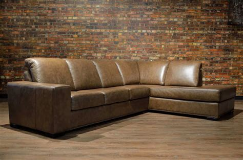 leather sectional sofa leather sofa genuine canadian leather sofa made for you