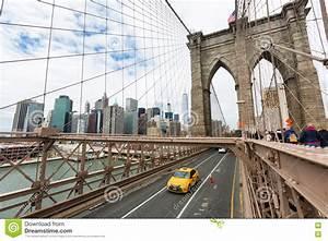 Pont De Voiture : voitures croisant le pont de brooklyn new york photo stock ditorial image 75302608 ~ Nature-et-papiers.com Idées de Décoration
