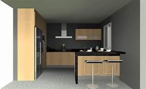 quel couleur pour ma cuisine With quel mur peindre en fonce 7 quelle couleur de mur pour cuisine blanche avec sol gris