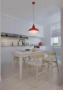 4 exemples et idees pour creer une decoration scandinave for Idee deco cuisine avec dressing scandinave