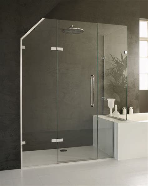 shower enclosure design ideas  images including angled