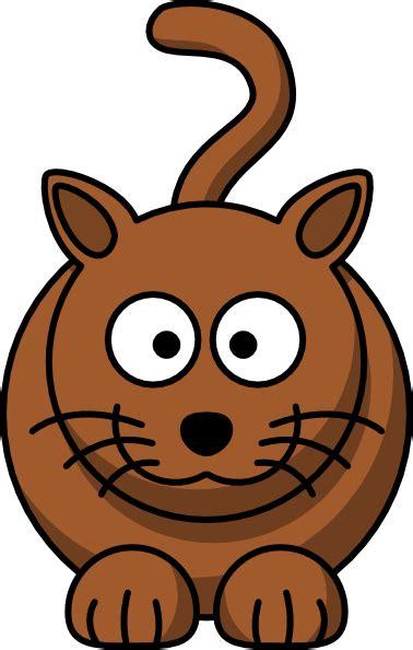 cartoon cat clip art  clkercom vector clip art