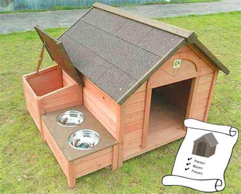 hundehütte selber bauen flachdach hundehuette selber bauen bauanleitung bausatz holzhundehuette hundehaeuschen diy