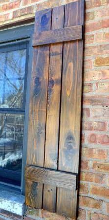 pairs  shutters