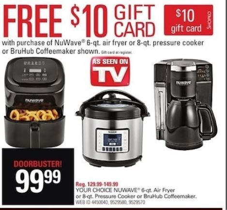 deals air fryer friday amazon funtober gowise philips actifry nuwave sales cyber monday