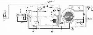 Mtd 131-660f000 Parts List And Diagram