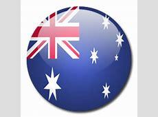 Button Flag Australia Icon, PNG ClipArt Image IconBugcom