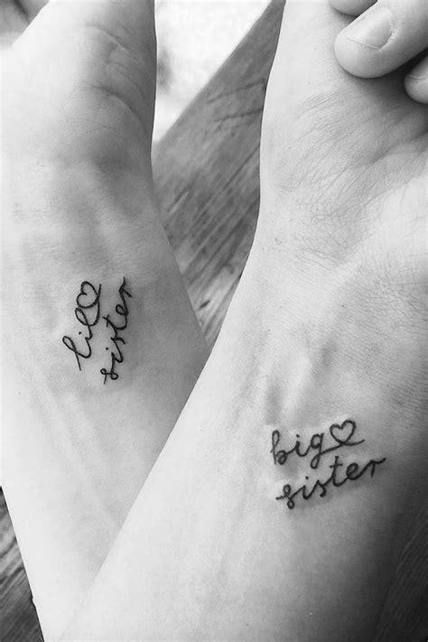 Schwestern-Tattoos: Die schönsten Motive | Tattoo | Sister tattoos, Tattoos, Small tattoos