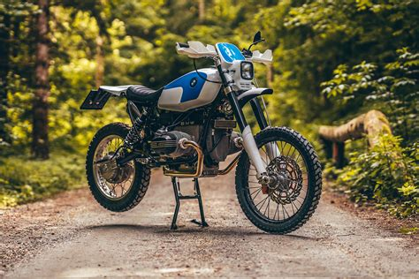 Climb Ev'ry Mountain. A Bmw R80gs Enduro From Austria's