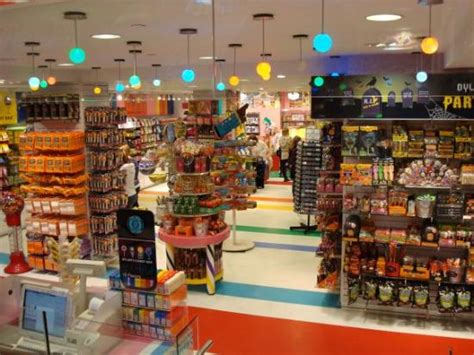 Dylan's Candy Bar  a tri level candy store with a candy cafe on the top floor!   Picture of