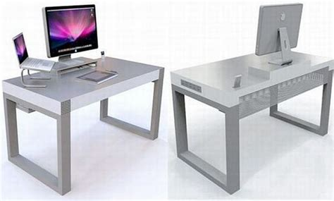 Cool And Creative Home Office Desks Kitchen Traditional Small Makeover Before And After Rustic Mediterranean Urban Singapore Products Galley Ideas Makeovers Ikea Tradition