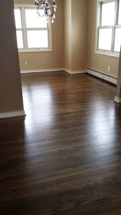 Restaining Wood Floors Darker by 1000 Ideas About Minwax On Oak Minwax