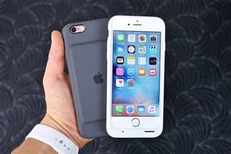 smart for iphone apple smart battery for iphone 6s review unboxing