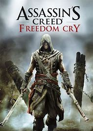 Assassin's Creed Black Flag Freedom Cry