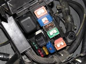 90 91 92 93 Mazda Miata Fuse Box Transmission  U0026 Engine