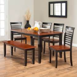 Dining Room Sets With Bench 26 Big Small Dining Room Sets With Bench Seating