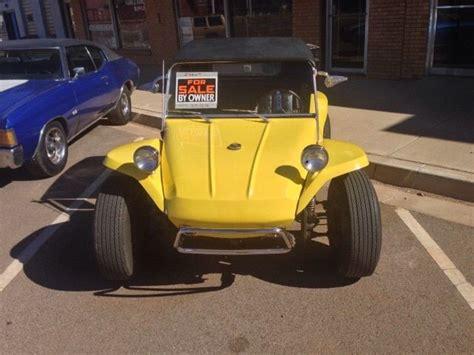 volkswagen buggy yellow volkswagen other convertible 1963 yellow for sale