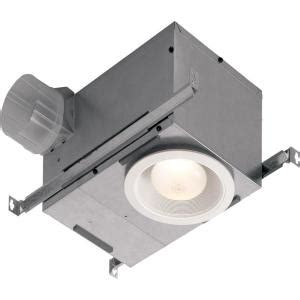 home depot exhaust fan nutone 70 cfm ceiling exhaust fan with recessed light